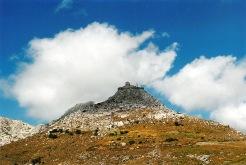 Το κάστρο του Κοσκινά στα Κοσσοίκια.
