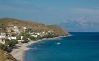 Η παραλία του Φάρου.